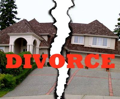 "Pretty soon thousands of home sellers will be breaking the news: ""I'm filing for Divorce."" Divorce and Real Estate : An Unfortunate Combination : Part 1"