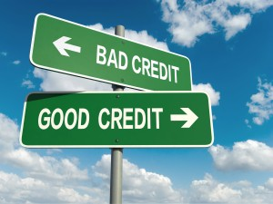 Four ways to fix bad credit