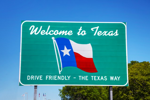 Welcome to Texas! Information to help you settle into the Lone Star State