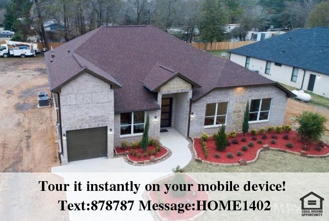 Home for Sale 718 W Rollingwood Dr. Pinehurst Tx  5 Bedroom StudyWorkshop