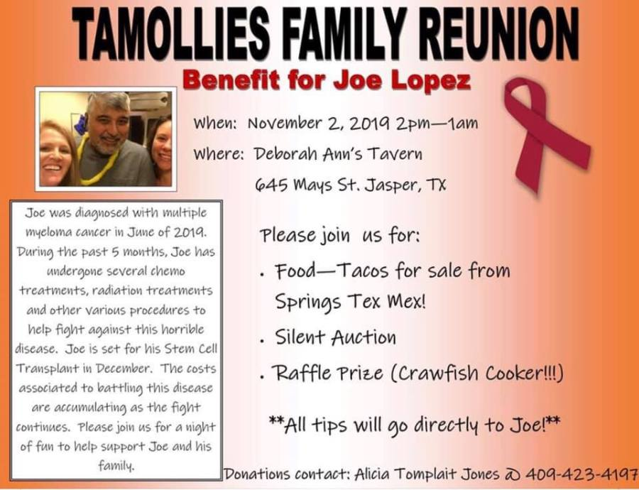 Multiple Myeloma Fighter Could use a Lift from ourCommunity!