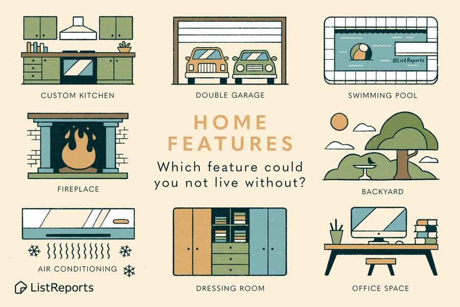 Home Features!