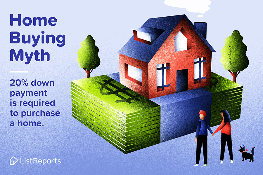 Home Buying Myth